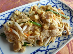 Pad Thai: A Traditional Favorite